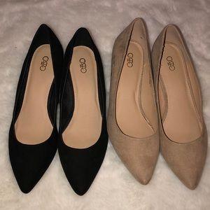 NWOT bundle of Cato kitten heel pumps